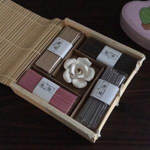 Incense bamboo holder